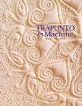 Trapunto by Machine