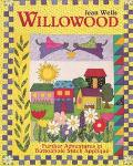 Willowood: Further Adventures in Buttonhole Stitch Applique