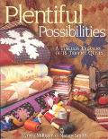 Plentiful Possibilities A Timeless Treasury of 16 Terrific Quilts