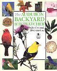 Audubon Backyard Birdwatcher Birdfeeders and Bird Gardens