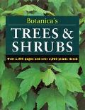 Botanica's Trees & Shrubs Over 1000 Pages & over 2000 Plants Listed