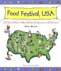 Food Festival, U.S.A. Red, White, and Blue Ribbon Recipes from All 50 States