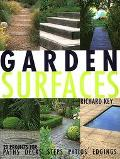 Garden Surfaces 20 Projects for Steps, Patios, Paths, Decks, Edging