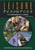 Leisure Resources Its Comprehensive Planning