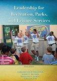 Leadership for Recreation, Parks and Leisure Services