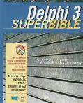 Delphi 3 SuperBible - Paul B. Thurrott - Hardcover - BK&CD-ROM