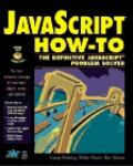 Javascript how To