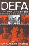 Defa East German Cinema, 1946-1992