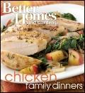 Better Homes and Gardens Chicken Family Dinners Wp PB
