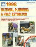 National Plumbing and Hvac Estimator 1998 (Book & Disk)