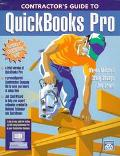 Contractor's Guide to QuickBooks Pro - Karen Mitchell - Paperback - BK&CD ROM