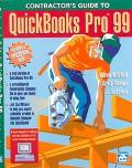 Contractor's Guide to QuickBooks Pro 99
