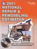 2001 National Repair & Remodeling Estimator