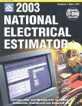 2003 National Electrical Estimator