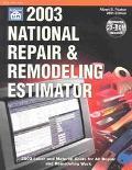 2003 National Repair & Remodeling Estimator