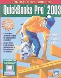 Contractor's Guide to Quickbooks Pro 2003