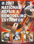 2007 National Repair & Remodeling Estimator