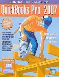 Contractor's Guide to Quickbooks Pro 2007
