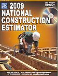 2009 National Construction Estimator with CDROM