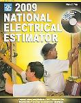 2009 National Electrical Estimator with CDROM
