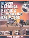 2009 National Repair & Remodeling Estimator with CDROM
