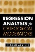 Regression Analysis for Categorical Moderators