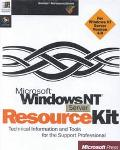 Microsoft Windows Nt Server 4.0 Resource Kit (3 Vol. set) with CDROM
