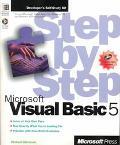 Microsoft Vis.basic 5 Step By Step-w/cd
