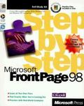 Microsoft FrontPage 98 Step by Step - Catapult Inc - Paperback - BK&CD-ROM