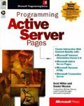 Programming Active Server Pages - Scot Hillier - Paperback - BK&CD-ROM