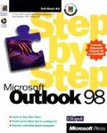 Microsoft Outlook 98 Step by Step - Catapult Inc - Paperback - BK&CD ROM
