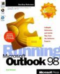 Running Microsoft Outlook 98 - Alan R. Neibauer - Paperback - BK&CD ROM