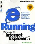 Running Microsoft Internet Explorer 5