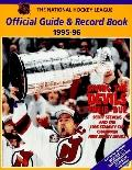 NHL Official Guide and Record Book 1995-1996