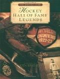 Hockey Hall of Fame Legends The Official Book
