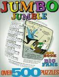 Jumbo Jumble A Big Book for Big Fans