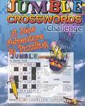 Jumbo Crosswords Challenge A New Adventure in Puzzling