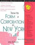 How to Form a Corporation in New York