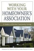 Working With Your Homeowner's Association A Guide to Effective Community Living