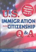 U.S. Immigration and Citizenship Q & A