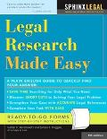 Legal Research Made Easy