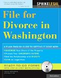File For Divorce In Washington