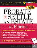 How to Probate And Settle an Estate in Florida