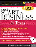 How Start a Business in Texas
