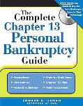 Complete Chapter 13 Personal Bankruptcy Guide