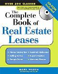 Complete Book of Real Estate Leases
