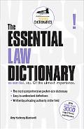 Dictionary of Essential Legal Terms