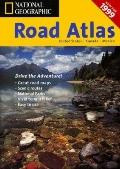 National Geographic 1999 Road Atlas: United States, Canada, Mexico - Paperback