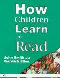 How Children Learn to Read Insights from the New Zealand Experience