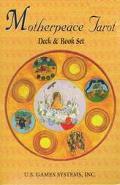 Motherpeace Tarot Deck & Book Set